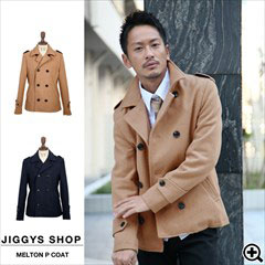 JIGGYSSHOP Pコート