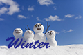 冬のメンズファッション